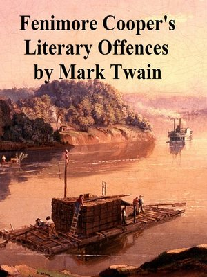 cover image of Fenimore Cooper's Literary Offenses