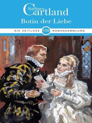 cover image of Botin der Liebe