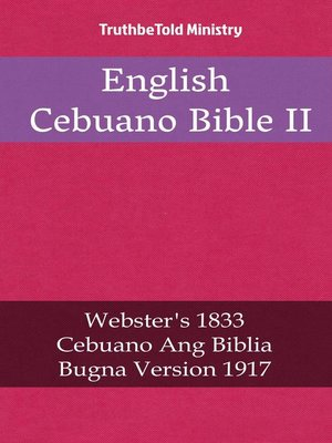 cover image of English Cebuano Bible II