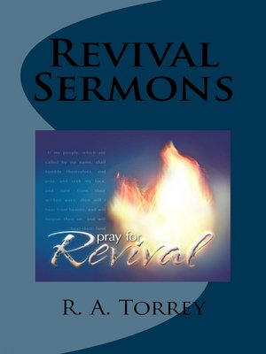 cover image of Revival Sermons