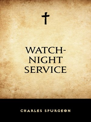 cover image of Watch-Night Service