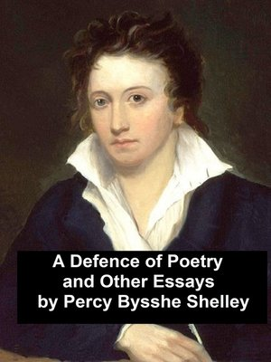 cover image of A Defence of Poetry and Other Essays