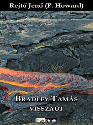 cover image of Bradley Tamás visszaüt