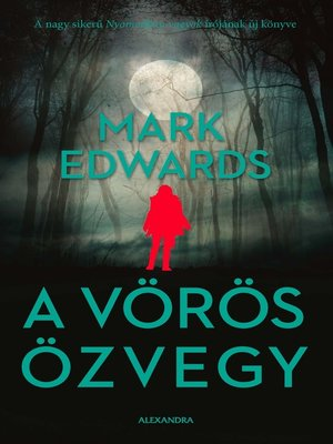 cover image of A vörös özvegy
