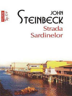 cover image of Strada Sardinelor