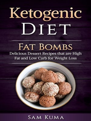 cover image of Ketogenic Diet Fat Bombs