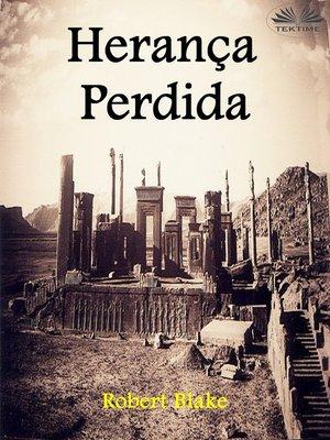 cover image of Herança Perdida