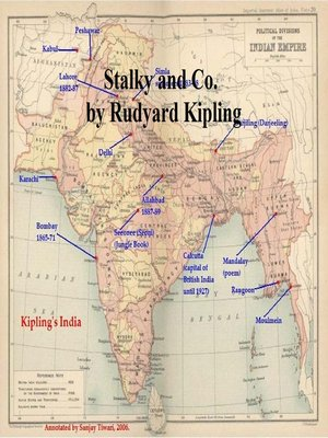 cover image of Stalky and Company