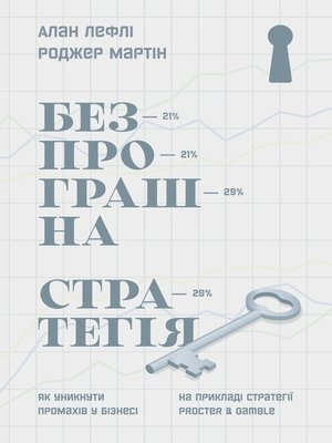 cover image of Безпрограшна стратегія