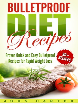 cover image of Bulletproof Diet Recipes