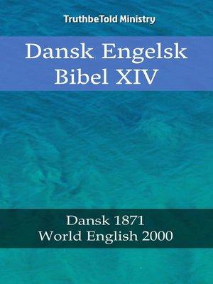 cover image of Dansk Engelsk Bibel XIV