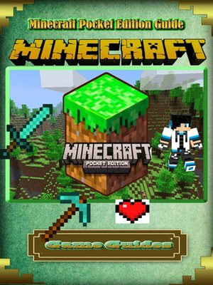 cover image of Minecraft Pocket Edition Guide