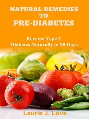 cover image of Natural Remedies to Pre-Diabetes