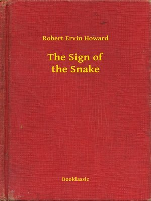 cover image of The Sign of the Snake