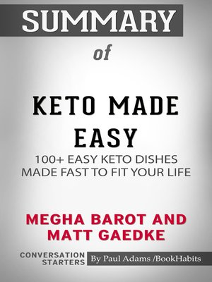 cover image of Summary of Keto Made Easy
