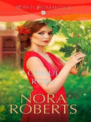 cover image of Crinul roșu