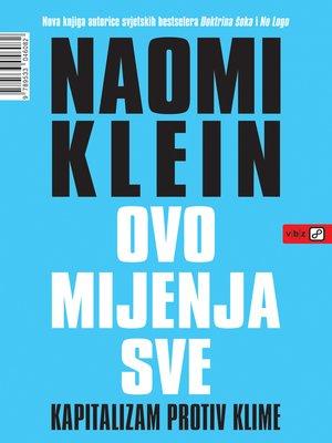 cover image of Ovo_mijenja_sve
