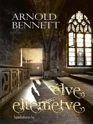 cover image of Élve eltemetve