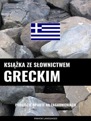 cover image of Książka ze słownictwem greckim