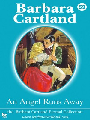 cover image of An Angel Runs Away