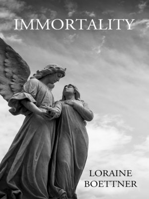 cover image of Immortality