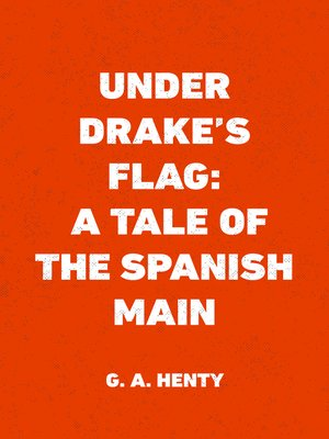 cover image of Under Drake's Flag: A Tale of the Spanish Main