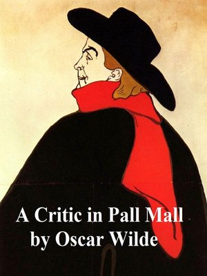 cover image of A Critic in Pall Mall