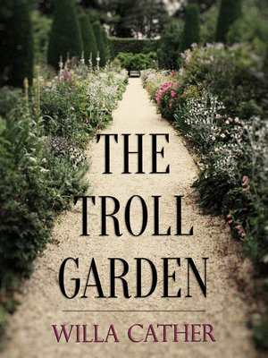cover image of The Troll Garden