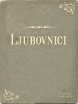 cover image of Ljubovnici