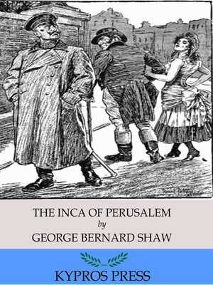 cover image of The Inca of Perusalem