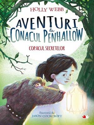 cover image of Aventuri la conacul Penhallow. Scara ascunsă
