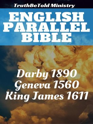 cover image of English Parallel Bible