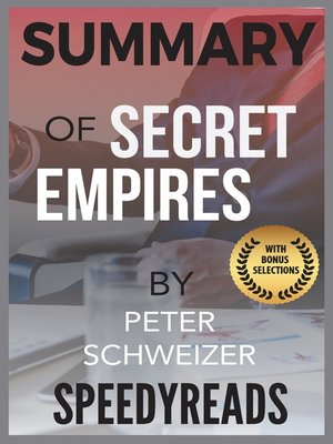cover image of Summary of Secret Empires