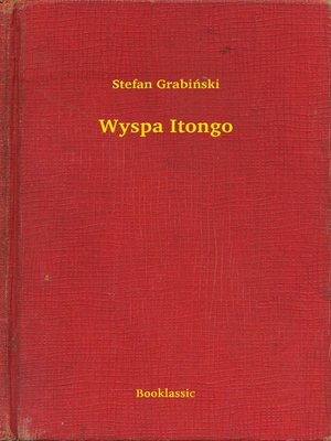 cover image of Wyspa Itongo
