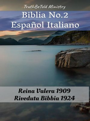 cover image of Biblia No.2 Español Italiano