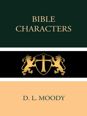 cover image of Bible Characters