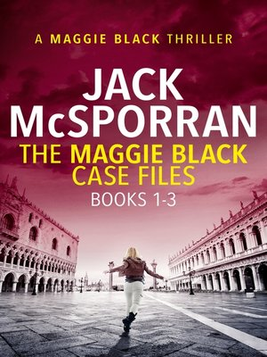 cover image of The Maggie Black Case Files Books 1-3