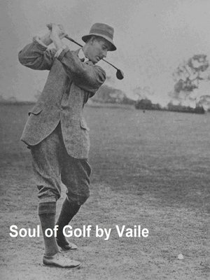 cover image of Soul of Golf
