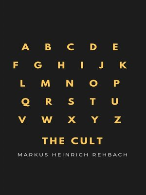 cover image of The Cult
