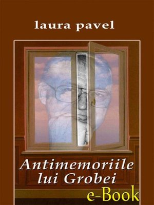 cover image of Antimemoriile lui Grobei