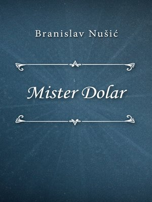 cover image of Mister Dolar