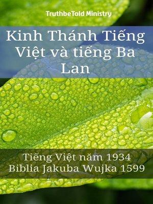 cover image of Kinh Thánh Tiếng Việt và tiếng Ba Lan