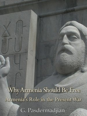 cover image of Why Armenia Should Be Free