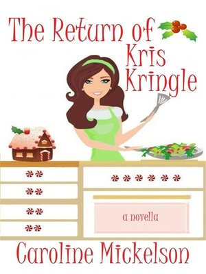 cover image of The Return of Kris Kringle