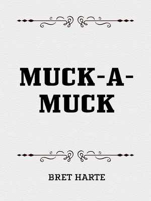 cover image of Muck-A-Muck