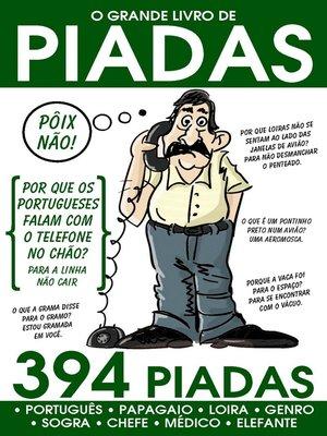 cover image of O Grande Livro de Piadas