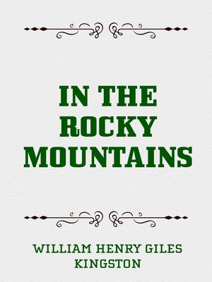 cover image of In the Rocky Mountains