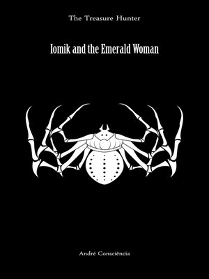 cover image of Iomik and the Emerald Woman