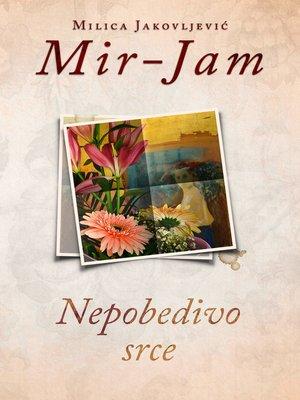 cover image of Nepobedivo srce