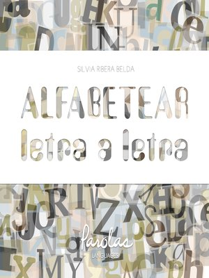 cover image of Alfabetear